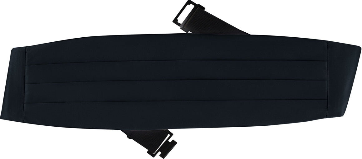 Women's Rich Satin Cummerbund