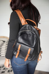 Banyan Front Buckle Backpack