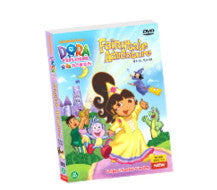 DVD Dora Fairytale Adventure (Region 3)