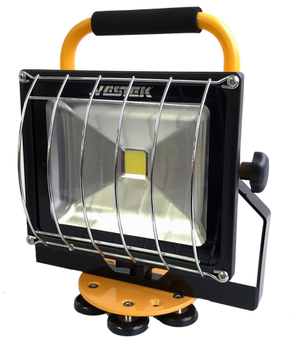 4500 Lumen LED Portable Rechargeable Floodlight