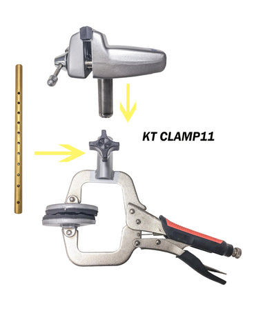 "KT CLAMP11"" FOSC -  Splice Case and Vice Mounting Support Tool"