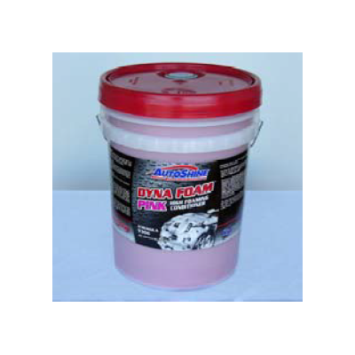 Dyna Foam White, Pink, Blue, or Gold Foaming Cleanser