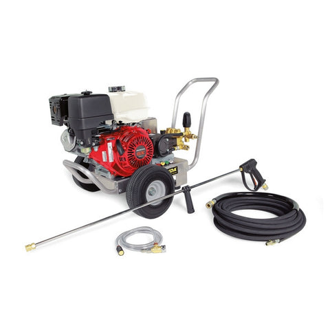 Landa HD Gas Series Cold Water Pressure Washer