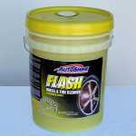 Flash Colored Wheel and Tire Cleaner
