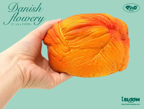 [Genuine] iBloom Danish Flowery Scented Slow Rising Squishy - Hamee.com