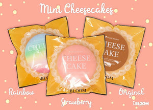 [Genuine] iBloom Squishies Mini Cheesecake Slow Rising Squishy - Hamee.com