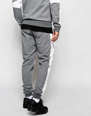 Joggers White Panel.