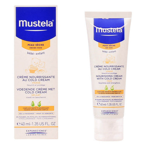 Nourishing Facial Cream Bébé Mustela-Universal Store London™