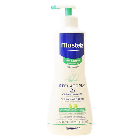 Bath Gel Stelatopia Mustela-Universal Store London™