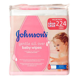 Moist Wipes Baby Johnson's (56 uds)-Universal Store London™
