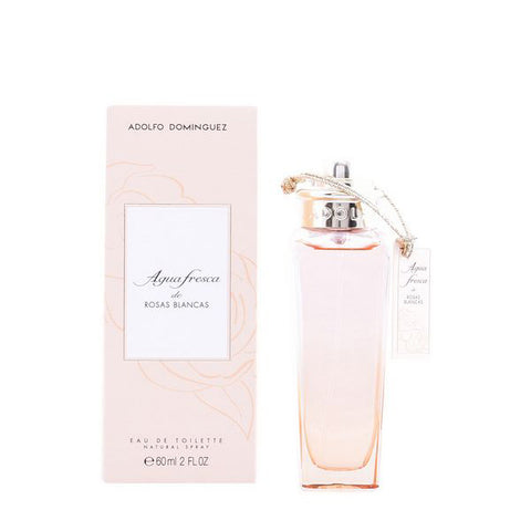 Image of Women's Perfume Agua Fresca De Rosas Adolfo Dominguez EDT (60 ml)-Universal Store London™