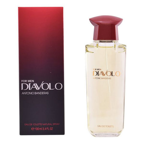 Image of Men's Perfume Diavolo Antonio Banderas EDT (100 ml)-Universal Store London™