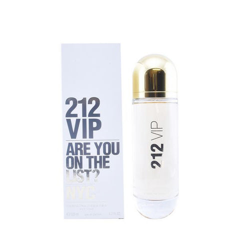 Image of Women's Perfume 212 Vip Carolina Herrera EDP (125 ml)-Universal Store London™