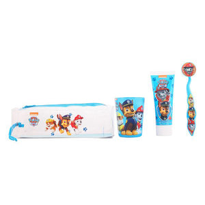 Set Oral Care for Kids The Paw Patrol Cartoon (4 pcs)-Universal Store London™