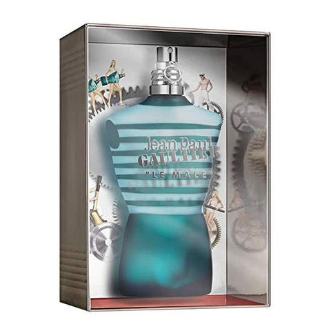 Image of Men's Perfume Le Male Jean Paul Gaultier EDT (200 ml)-Universal Store London™