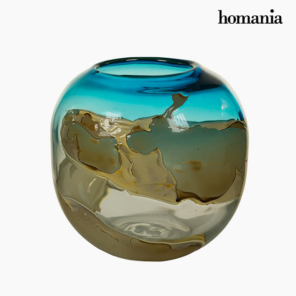 Vase Crystal (28 x 28 x 25 cm) - Pure Crystal Deco Collection by Homania-Universal Store London™