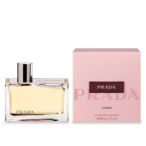 Image of Women's Perfume Amber Prada EDP-Universal Store London™