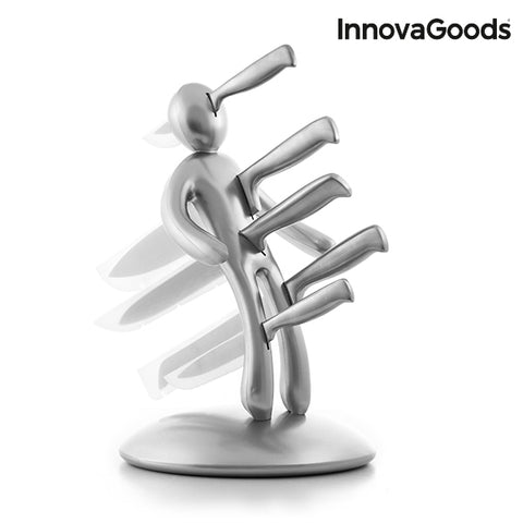 Image of InnovaGoods Premium Vudú Knife Set (6 Pieces)-Universal Store London™