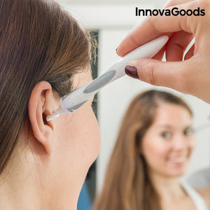 InnovaGoods Spiral Ear Cleaner-Universal Store London™
