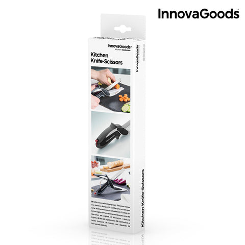 InnovaGoods Kitchen Knife-Scissors-Universal Store London™