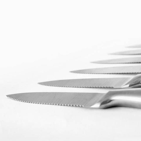 Cecotec Professional Meat Knives (6 pieces)-Universal Store London™