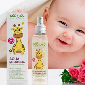 Alcohol-Free Eau de Cologne For Children-Universal Store London™