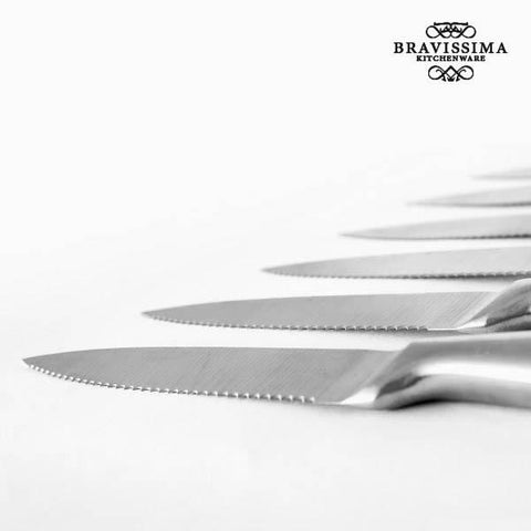 Bravissima Kitchen Professional Meat Knives (6 pieces)-Universal Store London™