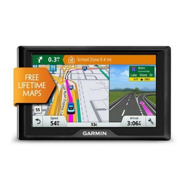 "GPS with Free Maps GARMIN 010-01532-2H 5"" 15 Countries-Universal Store London™"