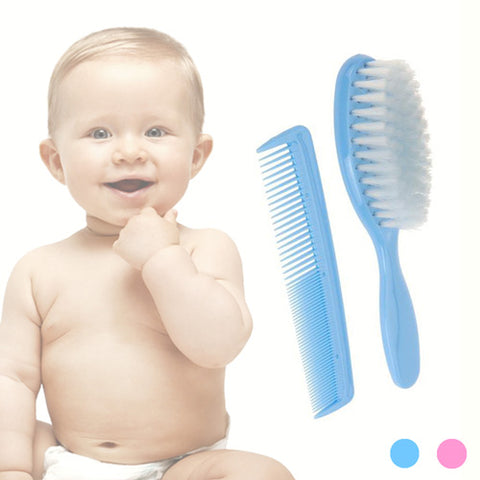 Baby Brush and Comb-Universal Store London™