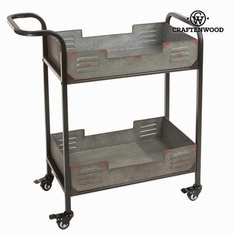 Image of Serving cart loft by Craften Wood-Universal Store London™