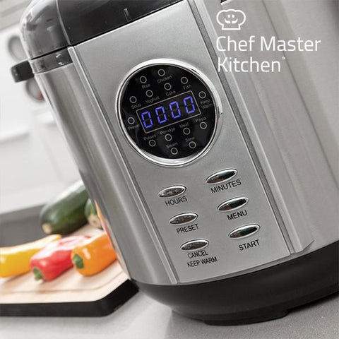 Image of Smart Pressure Cooker-Universal Store London™