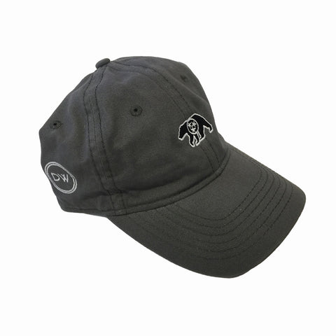 The Native Bear Hat - Charcoal