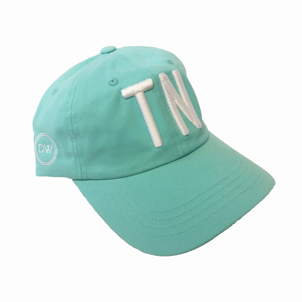 The TN Hat - Teal