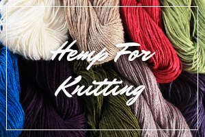 Hemp for Knitting