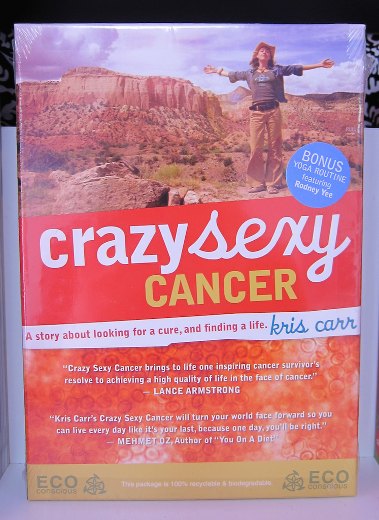 Crazy Sexy Cancer DVD