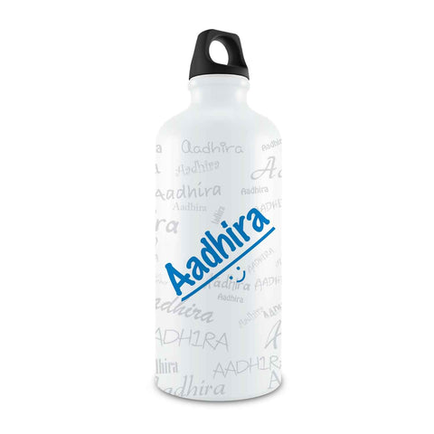 Me Graffiti Bottle - Aadhira