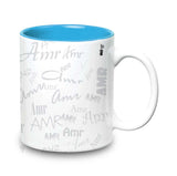 Me Graffiti-Amr Ceramic  Mug 315  ml, 1 Pc
