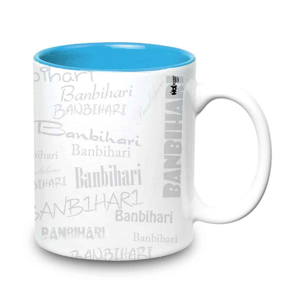 Me Graffiti-Banbihari Ceramic  Mug 315  ml, 1 Pc