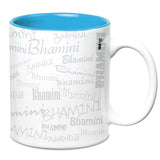 Me Graffiti-Bhamini Ceramic  Mug 315  ml, 1 Pc