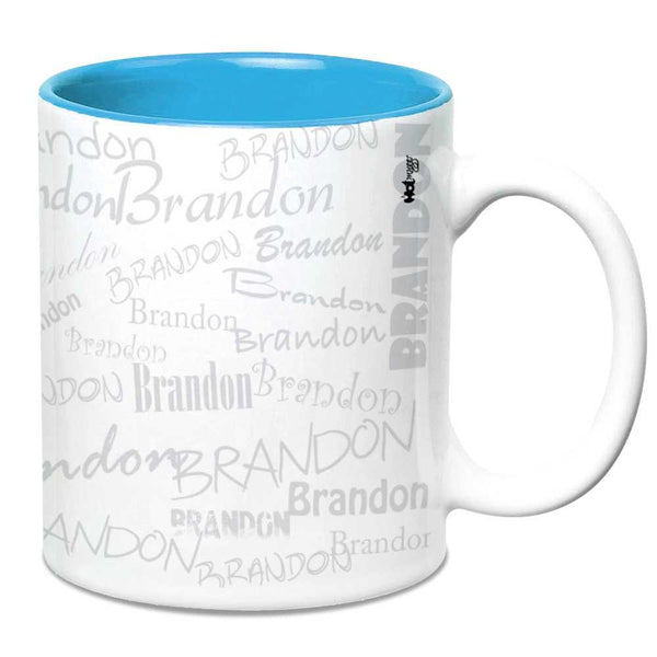 Me Graffiti-Brandon Ceramic  Mug 315  ml, 1 Pc