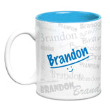 Me Graffiti Mug - Brandon