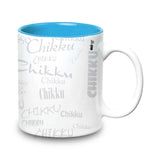 Me Graffiti-Chikku Ceramic  Mug 315  ml, 1 Pc