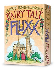 Fairy Tale Fluxx - Card Game