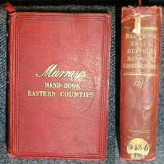 Image unavailable: Handbook of Essex, Suffolk, Norfolk & Cambridgeshire (1892)