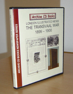 The Transvaal War 1899-1900 Illustrated London News (special edition)