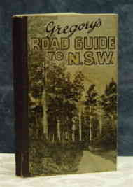 Road Guide New South Wales (Gregorys)