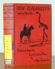 Image unavailable: New Zealanders and the Boer War