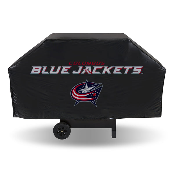 Blue Jackets Economy Vinyl Grill Cover