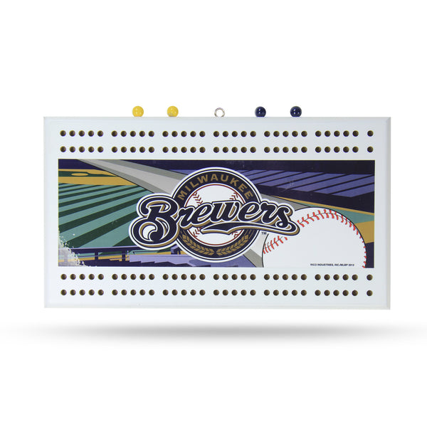 Brewers Cribbage Board