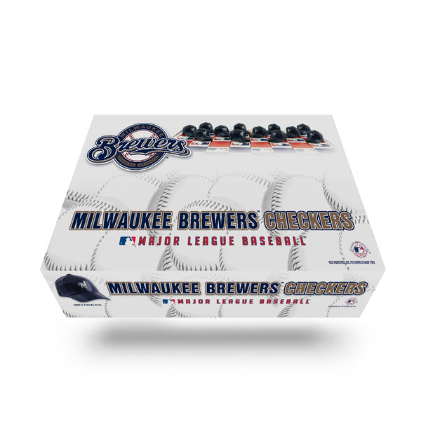 Brewers Checker Set